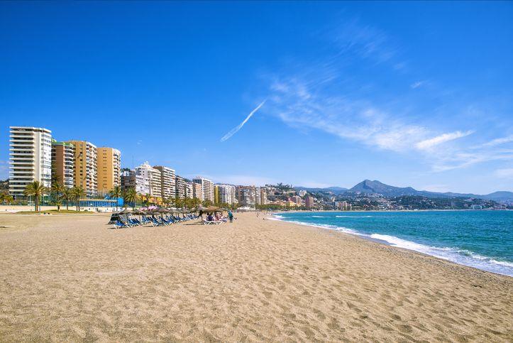 Servicio de limpieza de playas
