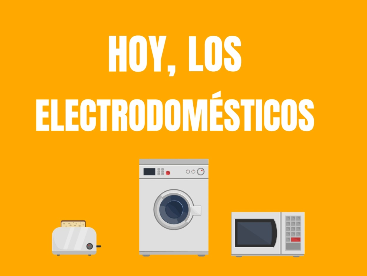reciclar electrodomésticos