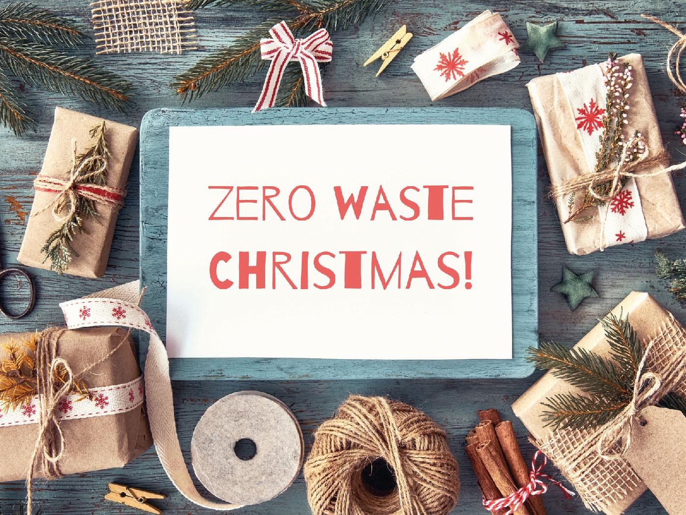 Residuos electrónicos Navidad